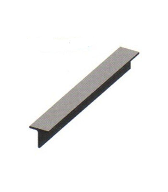 corni re en t 25x25x3 5 longueur 1 m tre en acier ferronnerie la forge bertrand. Black Bedroom Furniture Sets. Home Design Ideas