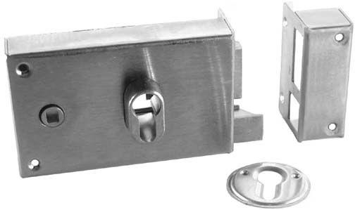 serrure de grille en acier gauche pour portail en fer forge en acier ferronnerie la forge bertrand. Black Bedroom Furniture Sets. Home Design Ideas