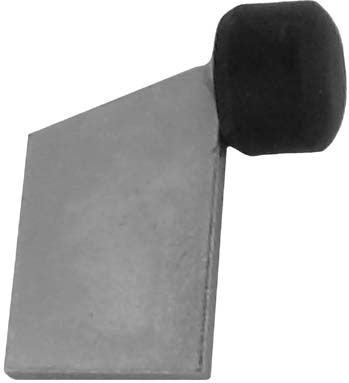 butoir de porte pour portail en fer forg hauteur 115 mm largeur 91mm en acier ferronnerie la. Black Bedroom Furniture Sets. Home Design Ideas
