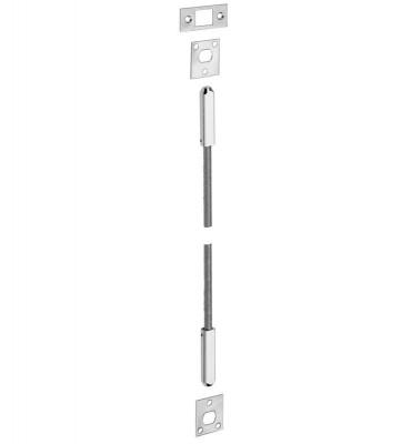 pièce élément ferronnier serrurier Jeu de tringles pour serrure STREMLER 2 et 3 points Ref: 2837-00-0