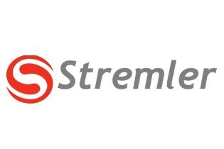 pièce élément ferronnier serrurier Serrure STREMLER 3 points à tétière Ref: 6370-36-1