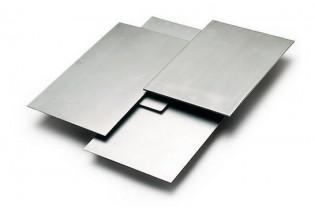 pièce élément ferronnier serrurier Tôle Noire 20/10 - 2000x2000 - Ref: BBR1603030