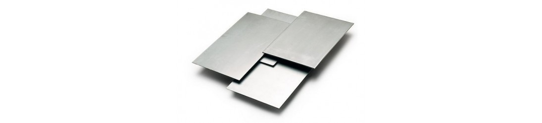 Tôle en acier de dimension standard ou spécifique, galvanisé
