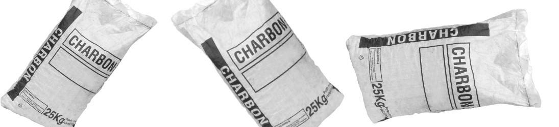 Charbons spécifique à la ferronnerie