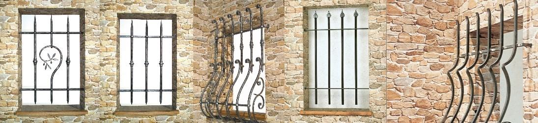 Eléments Prêts à Poser Portail Portillon Grille De Fenêtre