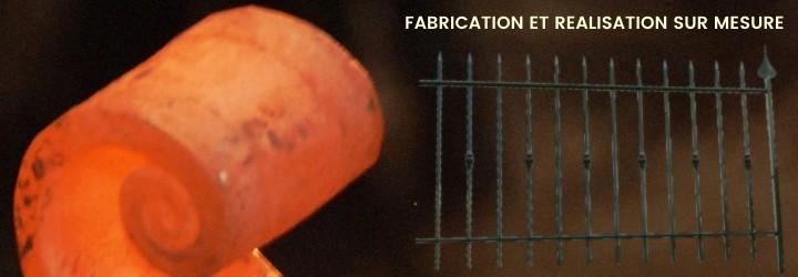 La Forge Bertrand Aujourd'hui, fabrication et réalisation sur mesure, reproduction fer forgé et fonte traditionnelle
